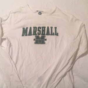 Long sleeve Marshall t shirt